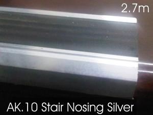 AK.10 Stair Nosing Silver