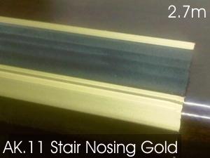 AK.11 Stair Nosing Gold