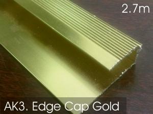 AK3. Edge Cap Gold