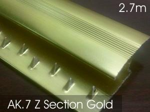 AK.7 Z Section Gold