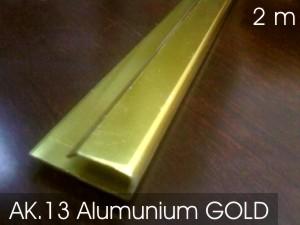 AK.13 Alumunium Gold