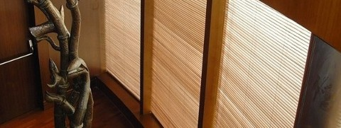 HB. Wooden Blinds