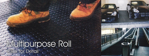 Multipurpose Rubber Roll